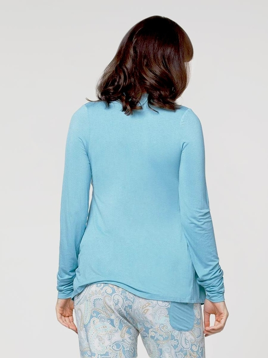 Creme Brulee Nursing Top