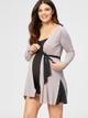 apple crumble robe