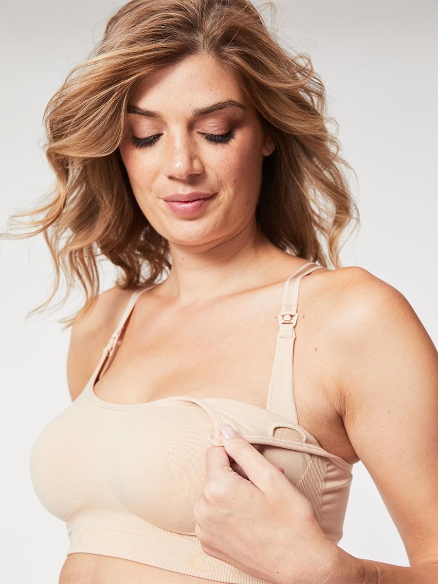 cotton candy nursing bra