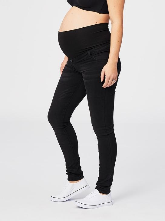 "Skinny Leg Maternity Jean 34"""