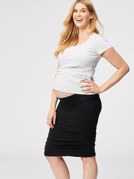 Tiramisu Maternity Skirt