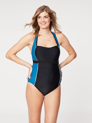 creaming soda maternity swimsuit